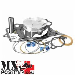 TOP END KIT KAWASAKI KX 250 F 2010 MX POSITIVO TEK0121HCB 76.96 4T HC