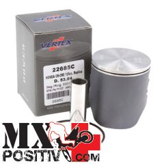 PISTON CAGIVA CROSS125 1984-1988 VERTEX 21600D 55.99