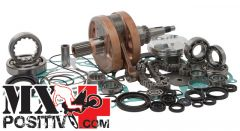 KIT REVISIONE MOTORE COMPLETO HONDA CRF 150RB  2010-2016 WRENCH RABBIT WR101-178